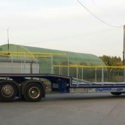long loader truck for haulage