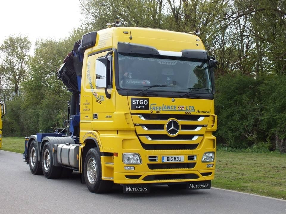 Freelance haulage solutions