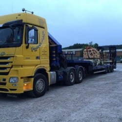 Our Fleet - Freelance Haulage