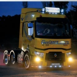 Freelance Haulage Truck